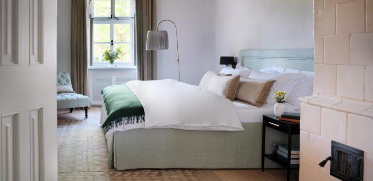 Bethlen Estates bedroom