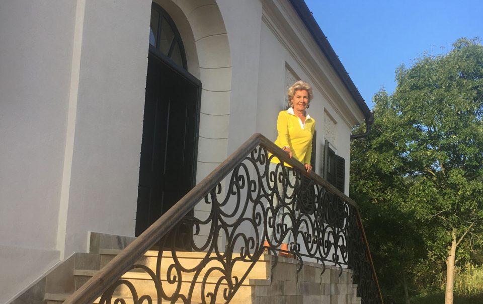 Gladys Bethlen, Bethlen Estates