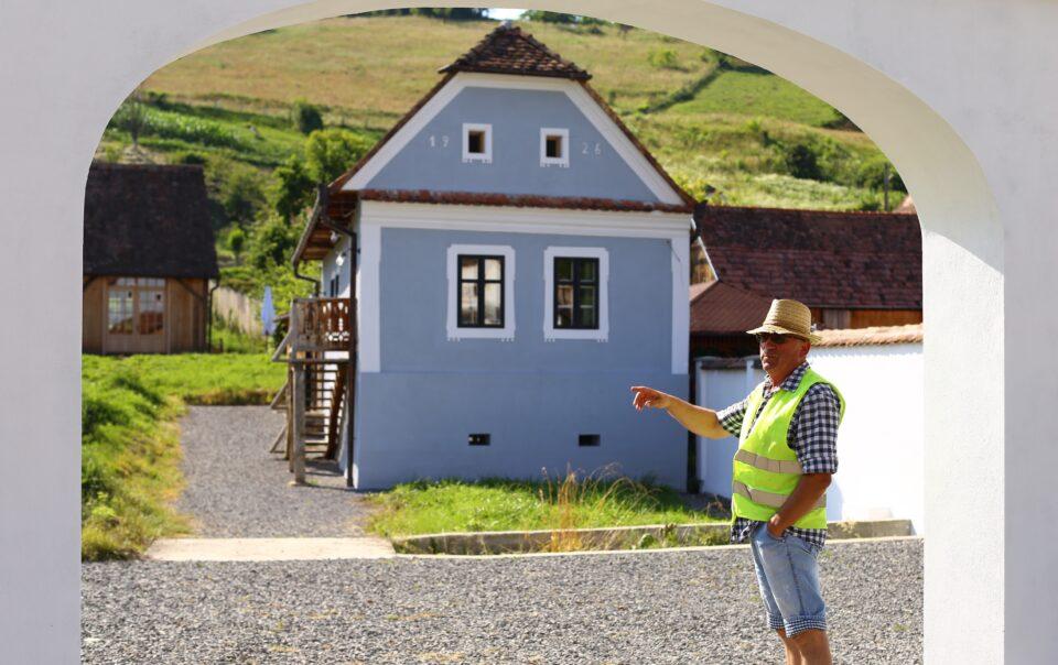 Restoring our heritage Bethlen Estates Transylvania